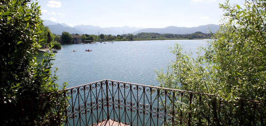 Terrazzo sul lago