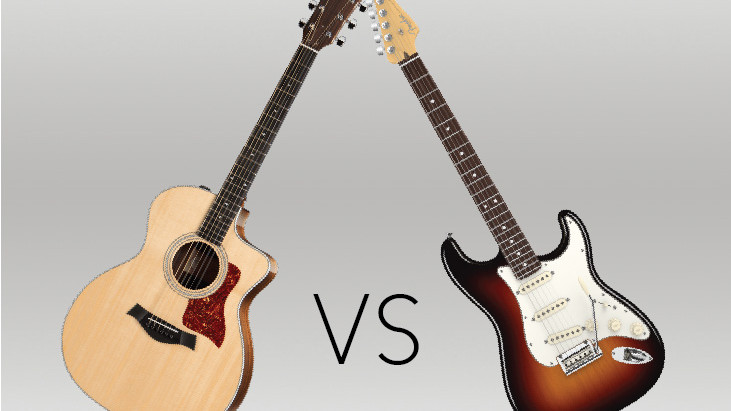 Your First Guitar - Acoustic or Electric Guitar?