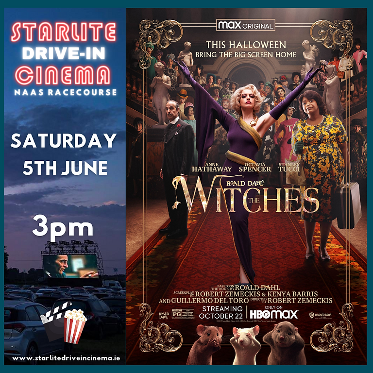 The Witches (2020 movie based on the novel by Roald Dahl)