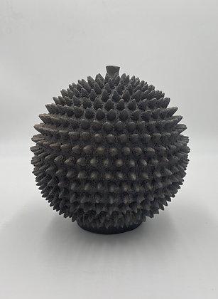 Grey Acanthosphere Vase