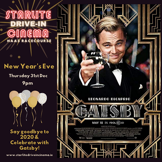 The Great Gatsby (NYE Special)