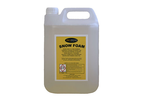 Snow Foam - Pressure Washer Cleaning Detergent