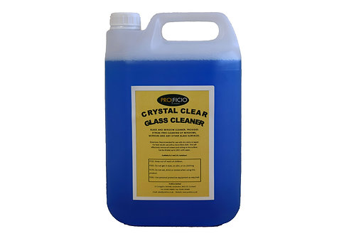 Crystal Clear Glass Cleaner