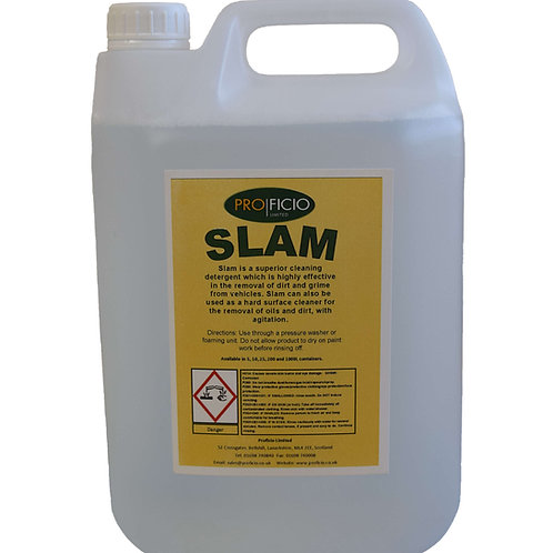 Slam - Heavy Duty Cleaner