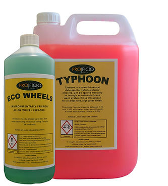 Vehicle cleaning products