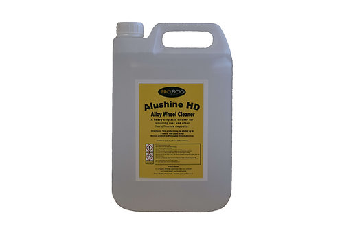 Alushine HD - Alloy Wheel Cleaner