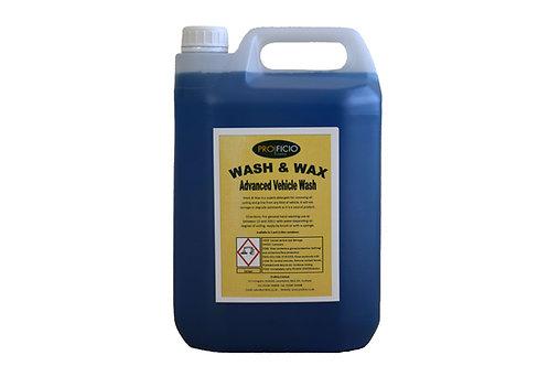 Wash & Wax - Vehicle Wash