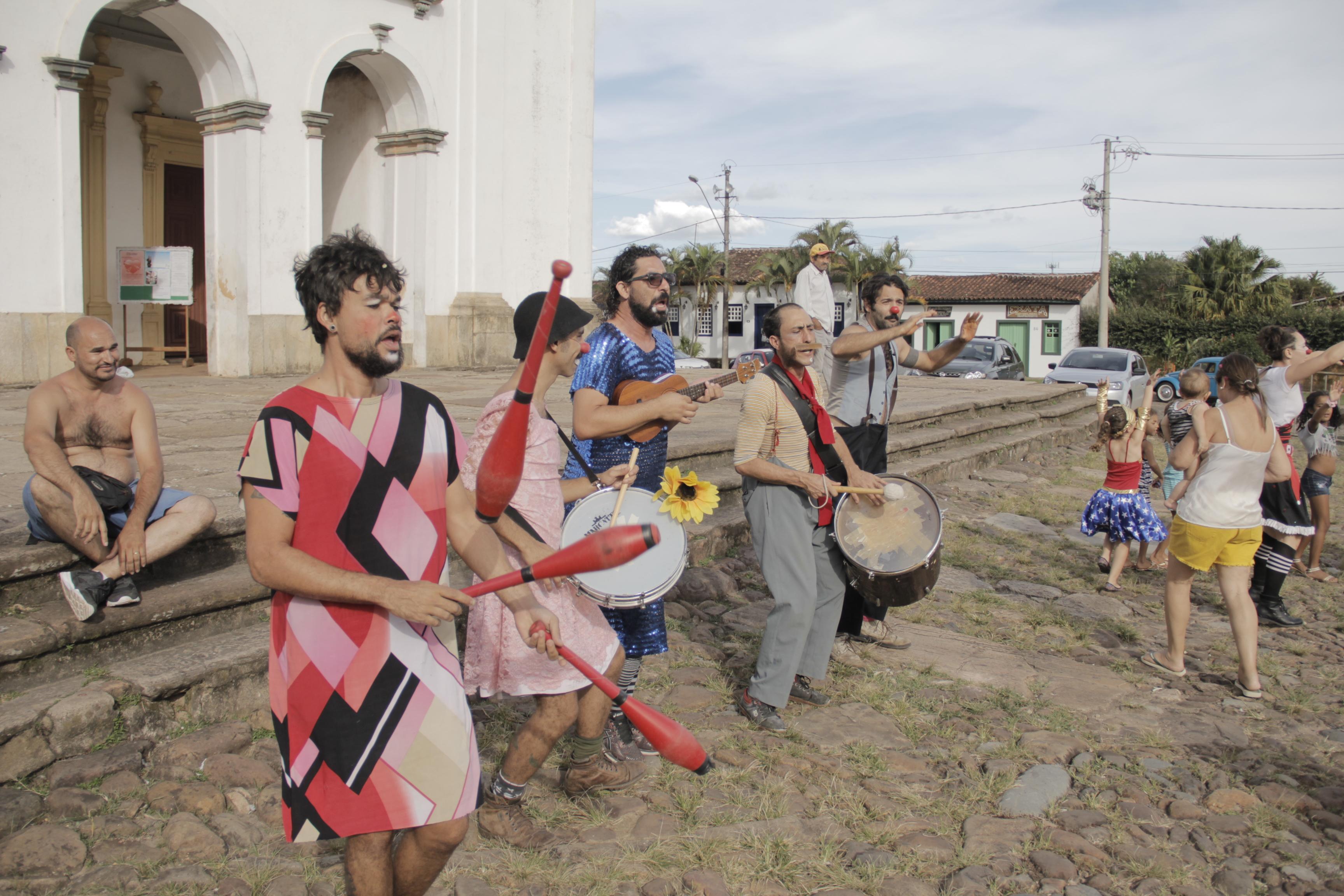 Carnaval em Catas Altas MG 2018