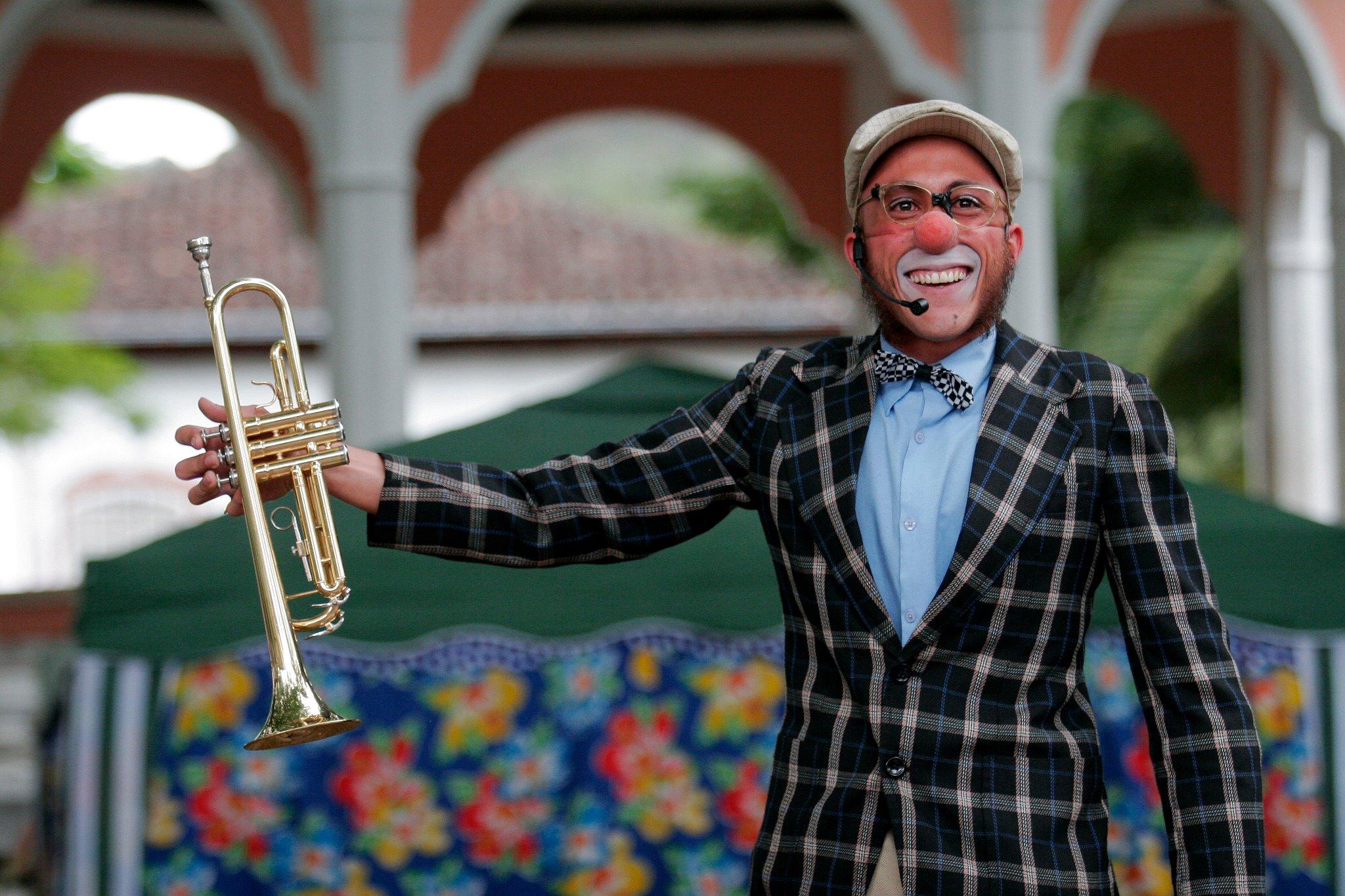 Circo Volante - Encontro de palhaços