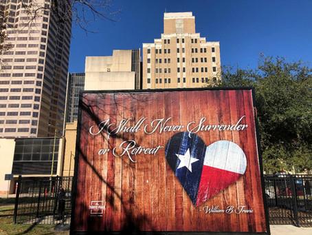 Texas (San Antonio & Waco)