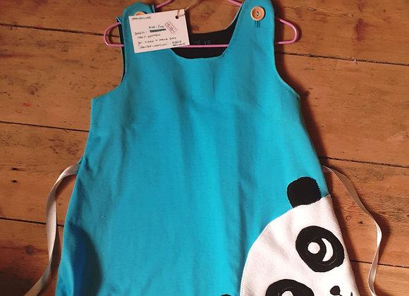 Unique Handmade 'Panda-monium' Dress