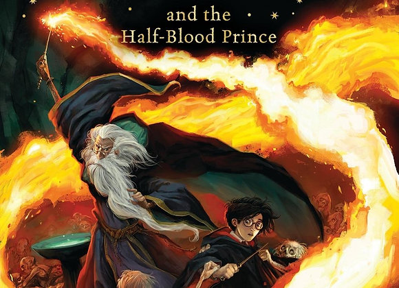 Harry Potter and the Half-blood Prince - JK Rowling
