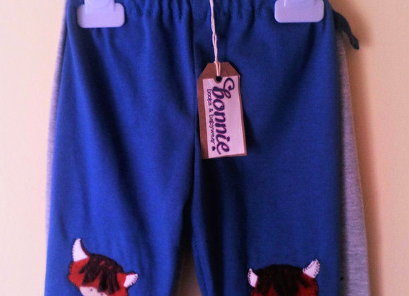 Unique Handmade 'Coo' Trousers