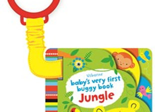 Baby's Very First Buggy Book: Jungle