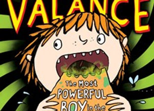 Compton Valance: The Most Powerful Boy in the Universe - M Brown