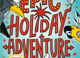Eddy Stone and the Epic Holiday Adventure - S Cherry