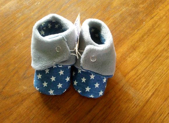 Handmade Star Baby/Toddler Booties