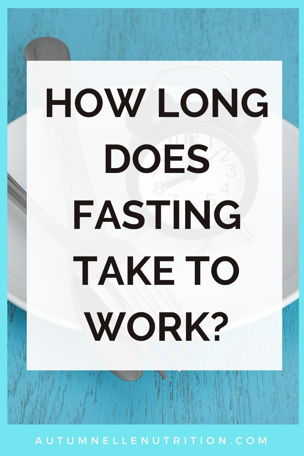 does fasting burn belly fat