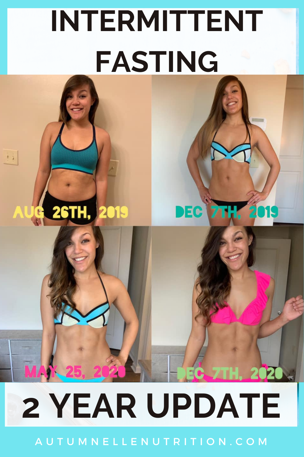 intermittent fasting results women