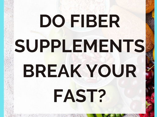 Does Fiber Break a Fast? [Intermittent Fasting]