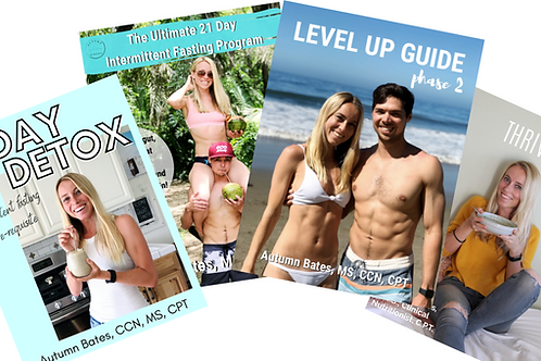 The Complete Intermittent Fasting Bundle