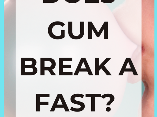 Can You Chew Gum While Intermittent Fasting? [Or Will You Gain Weight?]