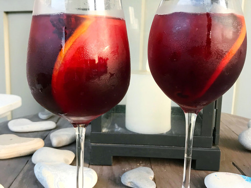 Healthy-ish Mulled Wine Cocktail Recipe [That Works WITH Your Weight Loss Goal]