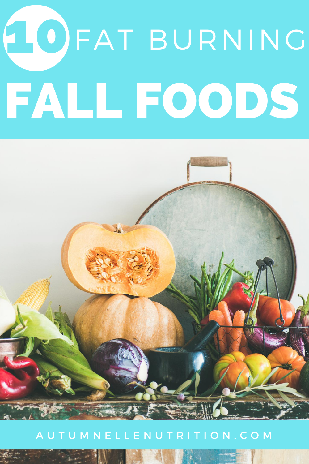 fat burning foods for the fall