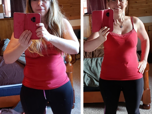 How Candice Lost Over 20 Pounds AND Is Healing Her Gut With Intermittent Fasting