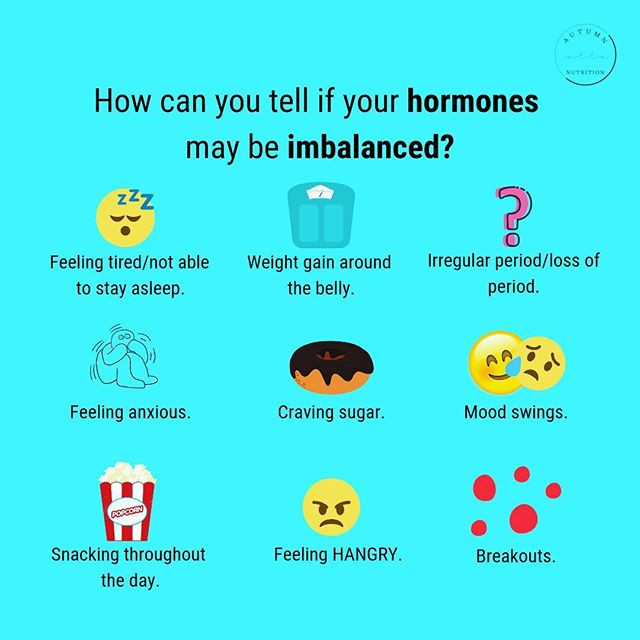symptoms of hormone imbalance in women - autumn elle nutrition