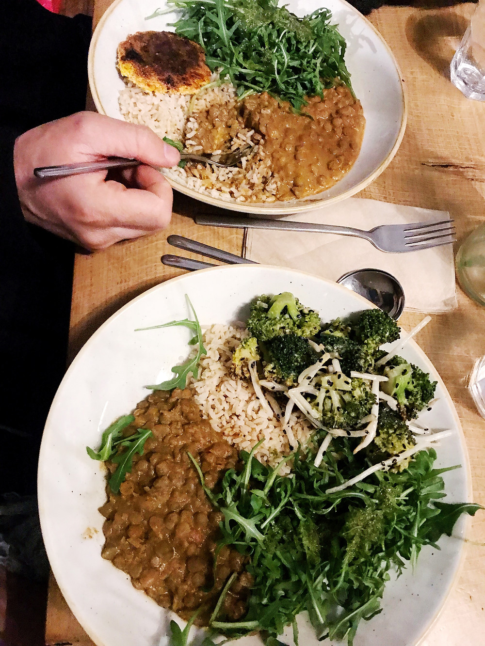 healthy London travel restaurants lunch deliciously Ella deli