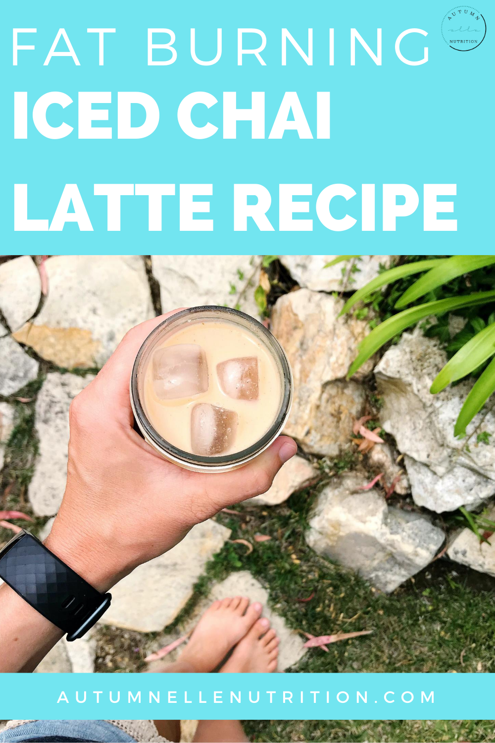 Fat Burning Iced Chai Latte Recipe