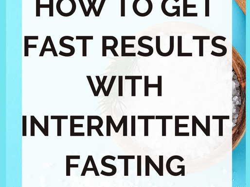 What You Have To Do DAILY To See Results FAST With Intermittent Fasting