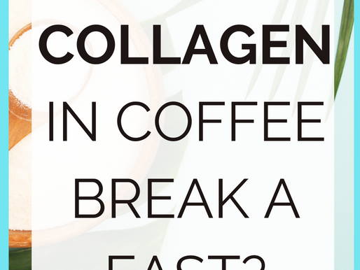 Does Collagen In Your Coffee Break a Fast? [And RUIN Your Results?]