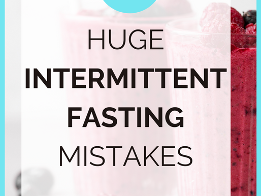 Can Intermittent Fasting Cause Weight Gain? [10 Times Fasting Goes Wrong]
