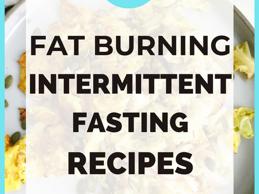 5 Intermittent Fasting Recipes For Fat Loss [Ramp Up Your Results]