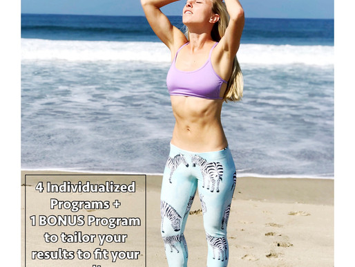 FALL CHALLENGE + NEW PROGRAM ANNOUNCED!!!
