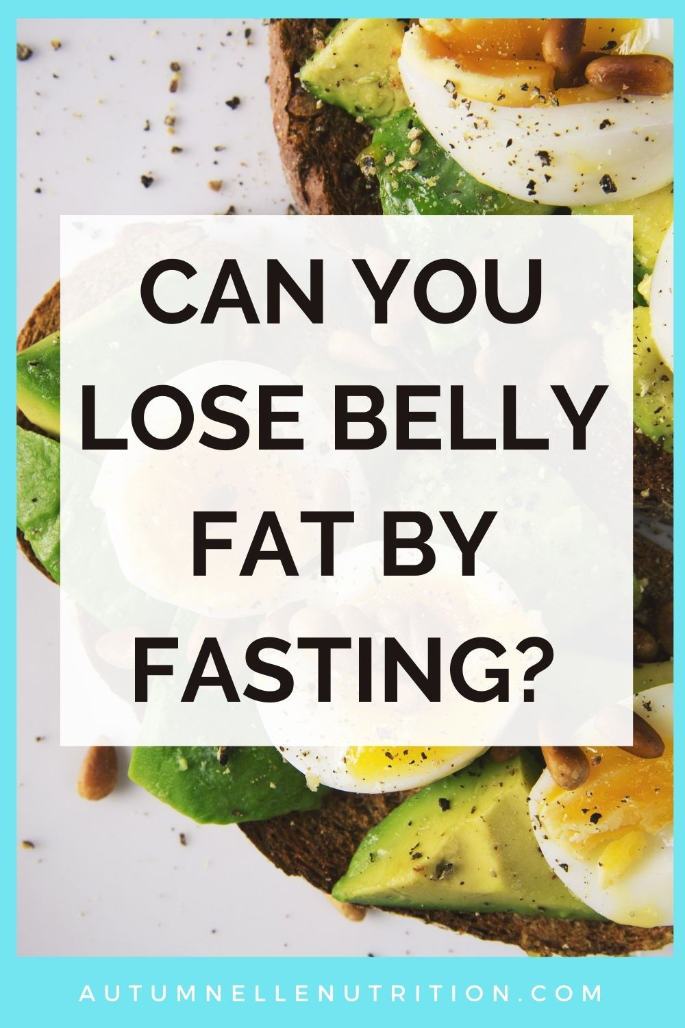 can does fasting burn belly fat