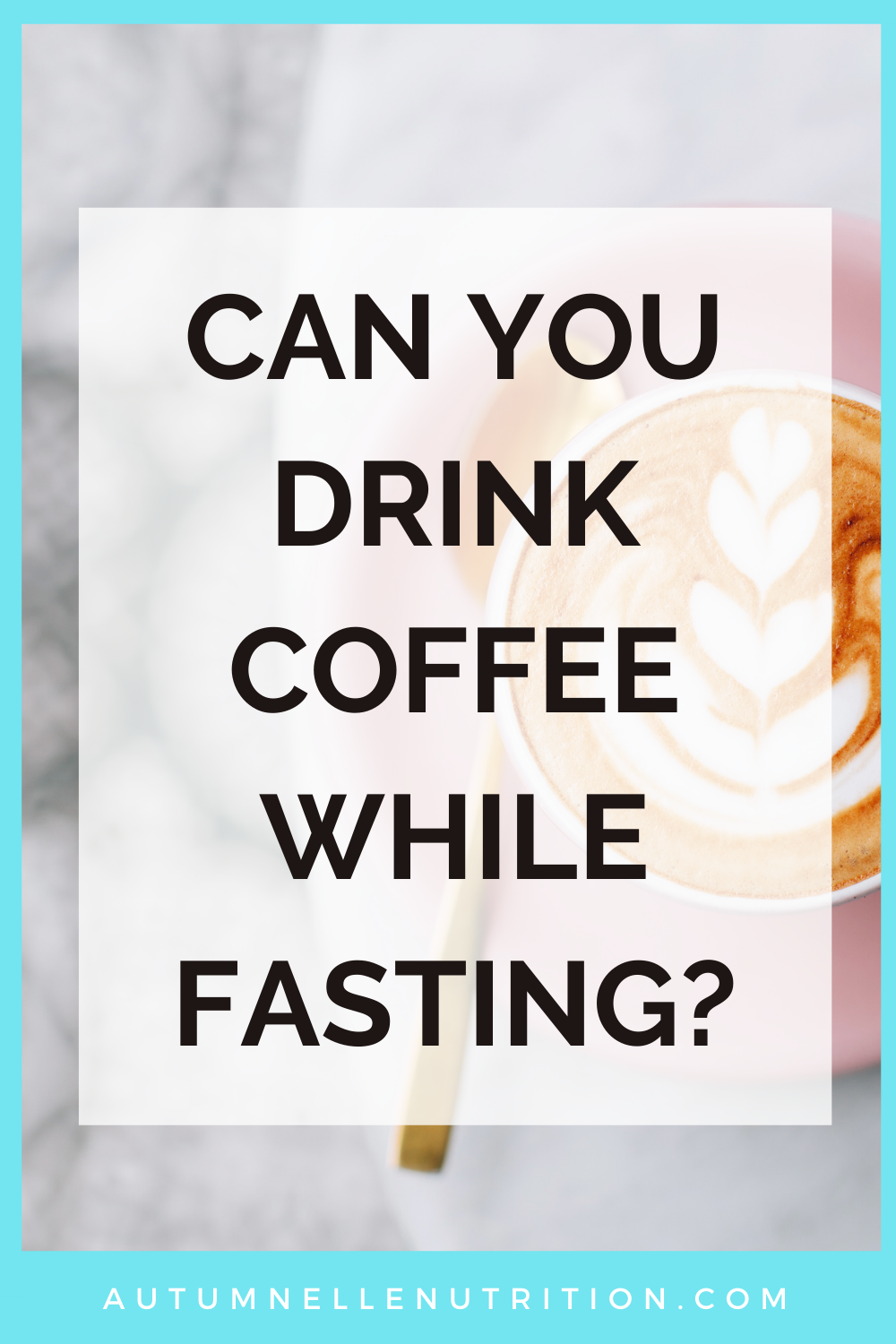 intermittent fasting coffee