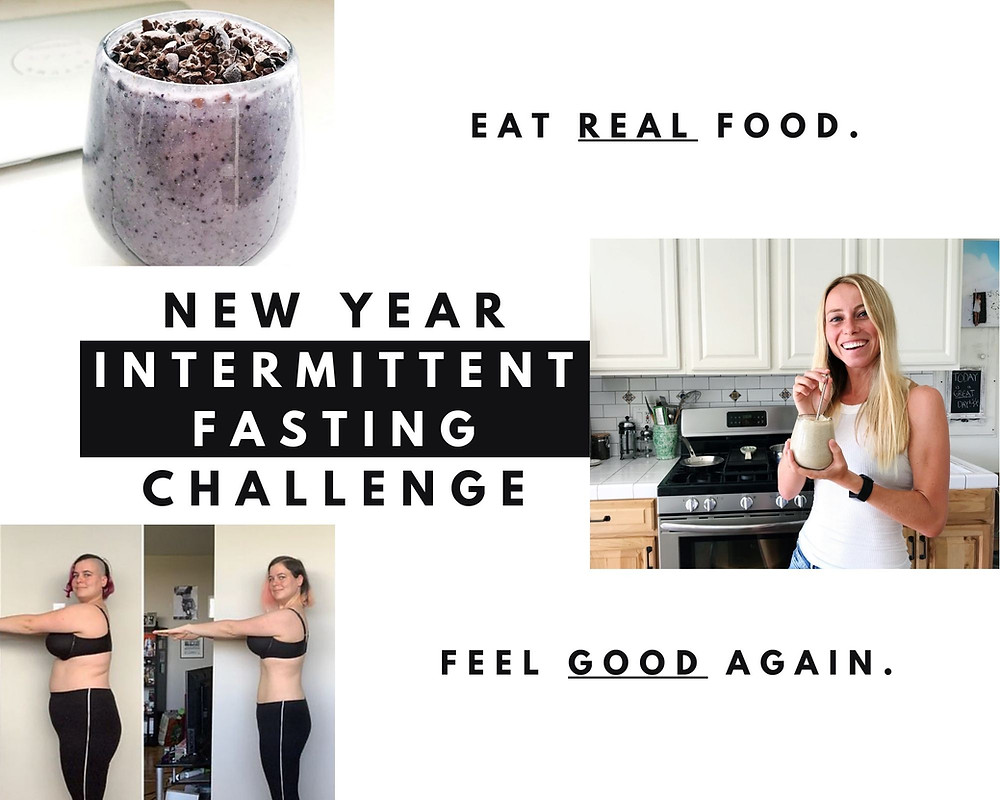 28 day intermittent fasting challenge
