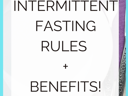 Intermittent Fasting For Beginners [Rules, Benefits and How To Get Started]
