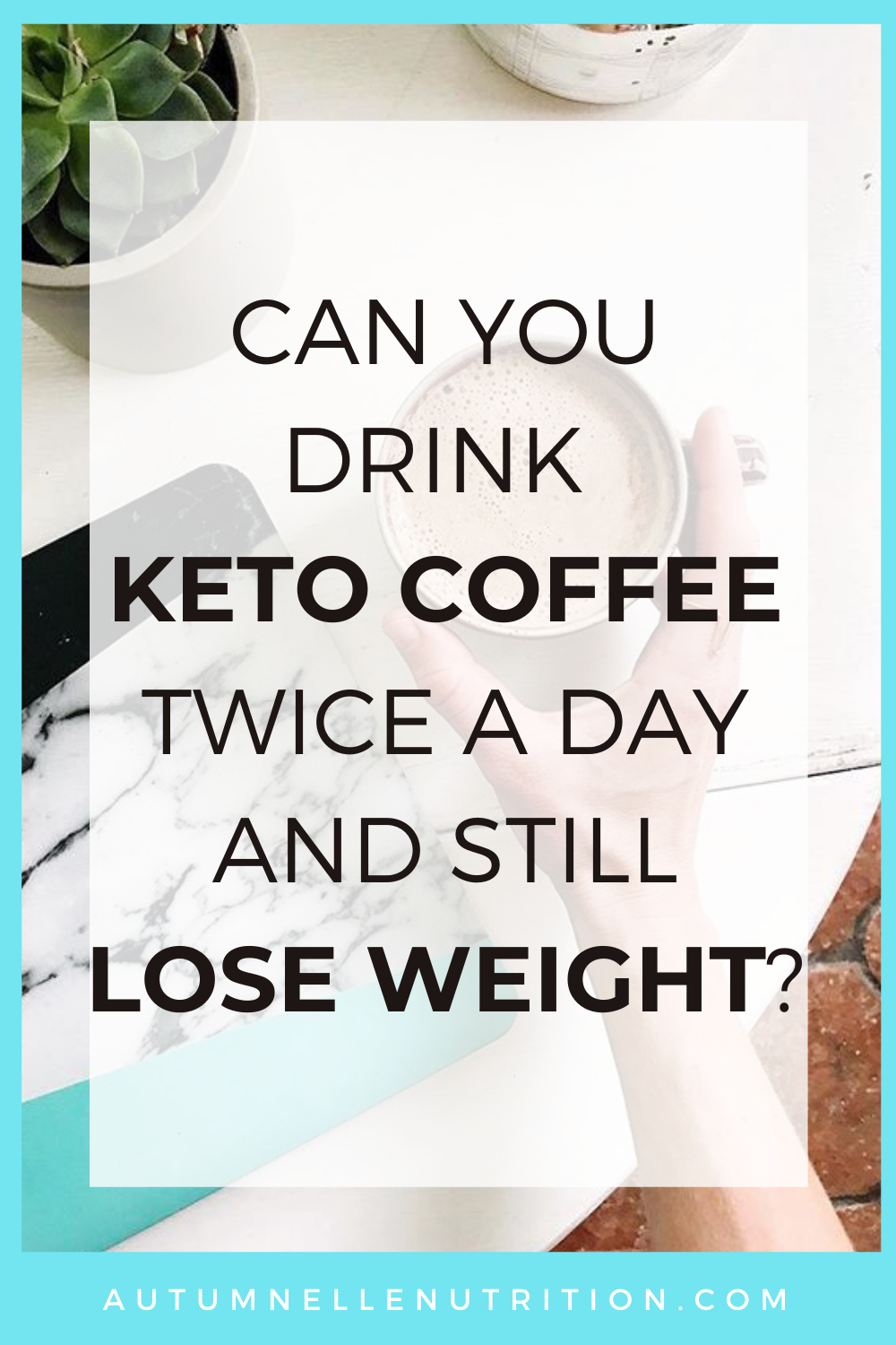 How Many Times A Day Can I Drink Keto Coffee