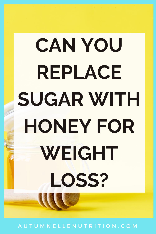 does honey have sugar