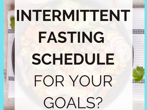 [QUIZ!] Find Out The PERFECT Intermittent Fasting Schedule For Your Goals!