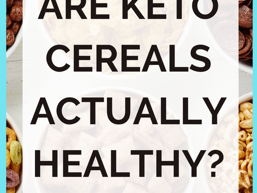 Is Keto Cereal Healthy? [Does It Actually WORK?]