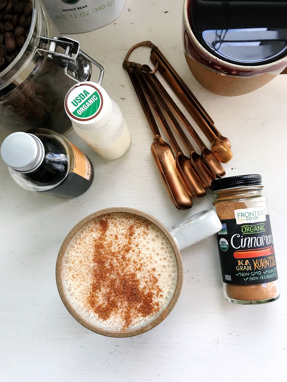 autumn bates keto coffee recipe