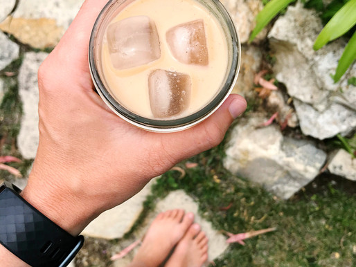 My Fat Burning Iced Chai Latte Recipe [Use With Intermittent Fasting!]