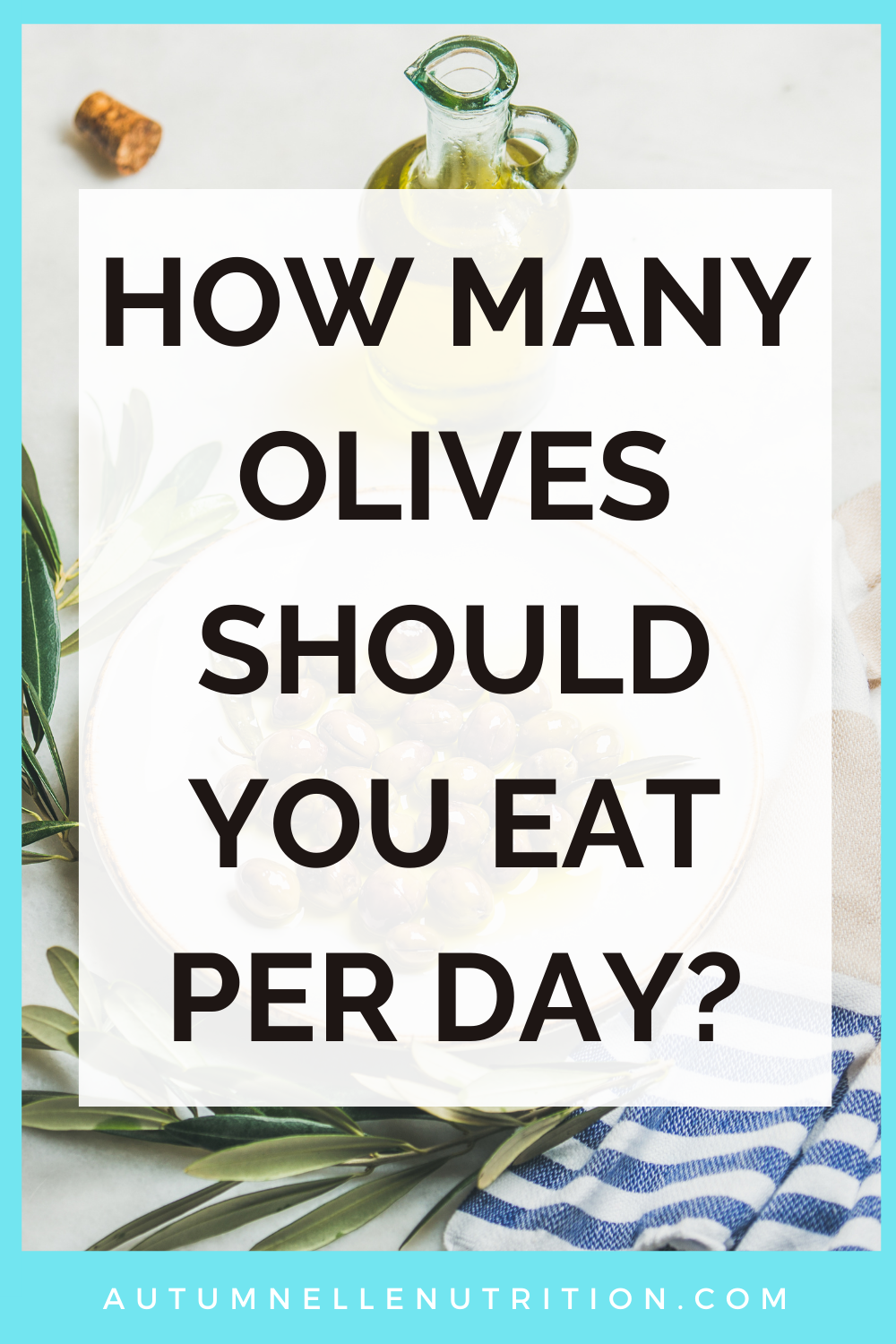 are black olives good for you