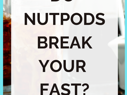 Do Nutpods Break a Fast? [And RUIN Your Results?!]