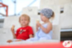 Мороженое на детский праздник